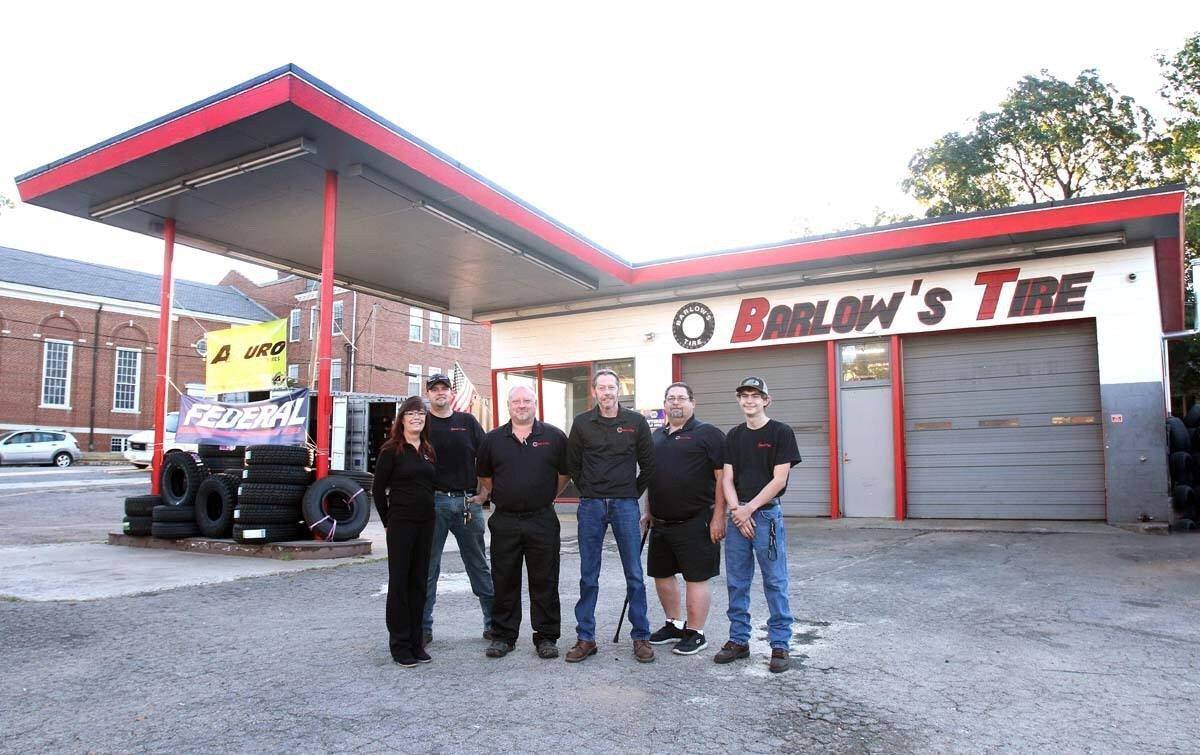 Tire Shop Staff